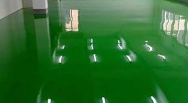 环氧树脂地坪厂家