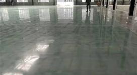 固化剂钢化地面施工