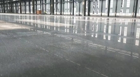北京钢化无尘地面